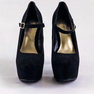 Just Fab Mary Jane Platform Heels